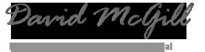 David McGill Logo